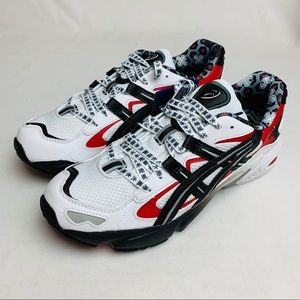Asics Gel-Kayano 5 OG Tiger White/Black